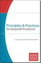 Principles and practices resources from the Minnesota Council of Nonprofits
